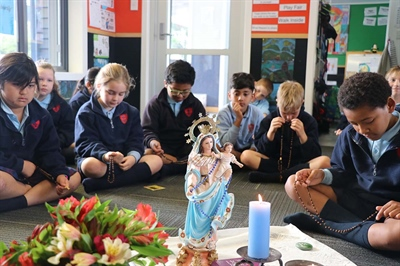 Year 1-6 Church Strand Religious Education